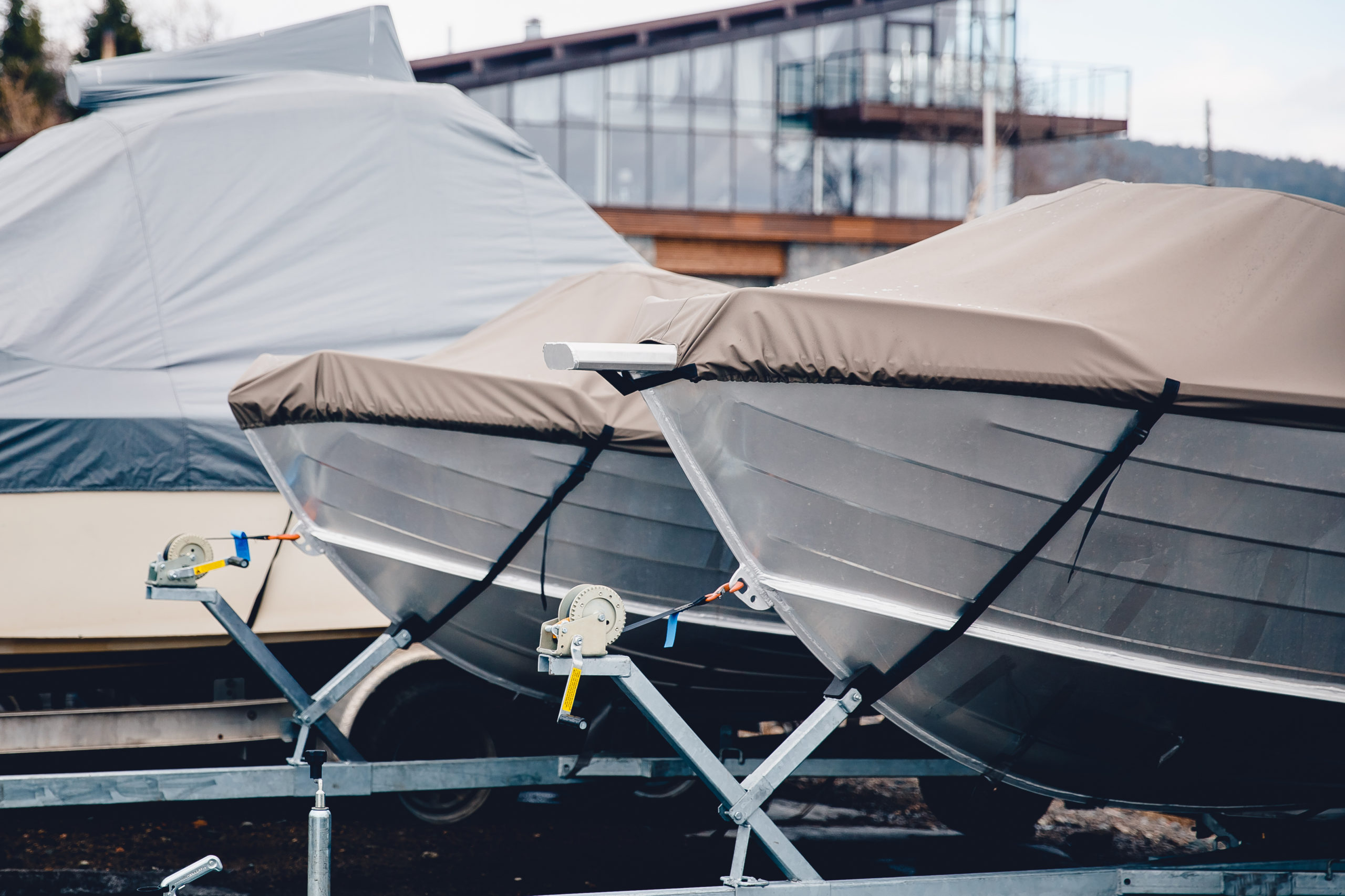 Top 6 Tips for Boat Winterization