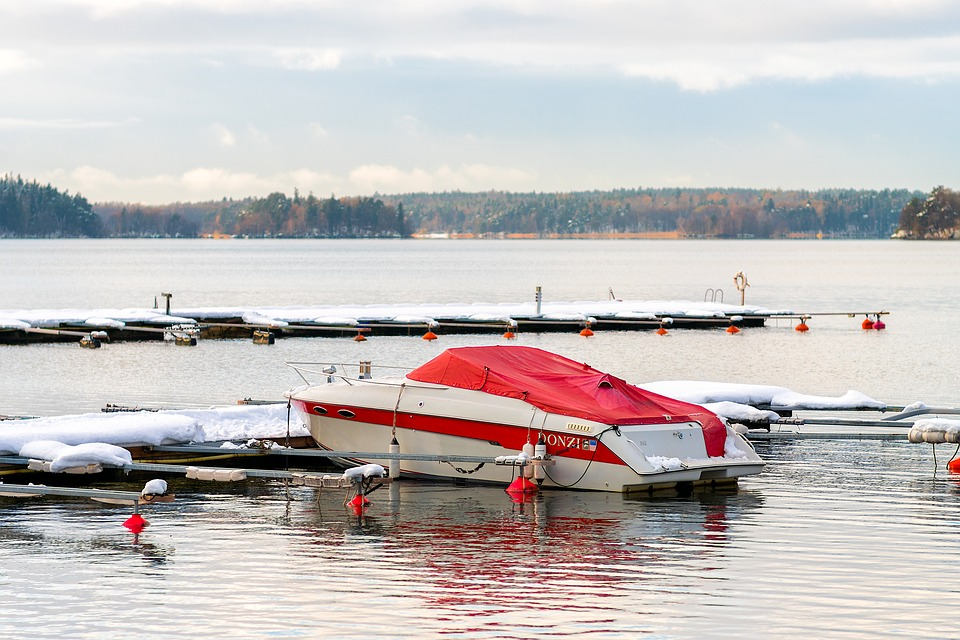 Get Your Boat Ready For Winter: Storing Your Boat